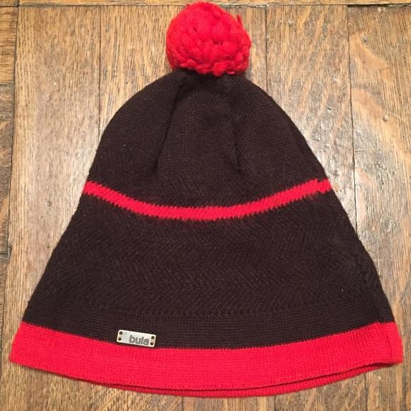 BULA Wool Winter Ski Hat Cap 764da64555cd